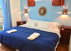 카파크 잉카스 오얀타 부티크 호텔 - 올란타이탐보 - 침실