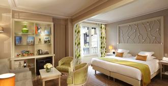 Rochester Champs Elysees - Paris - Bedroom