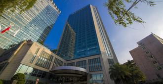 Galaxy Minyoun Chengdu Hotel - Chengdu - Building