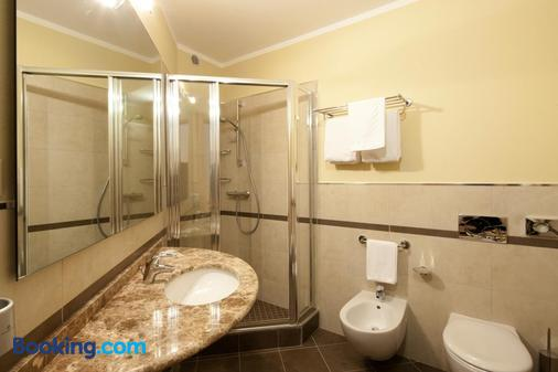 Hotel Portavescovo - Arabba - Bathroom