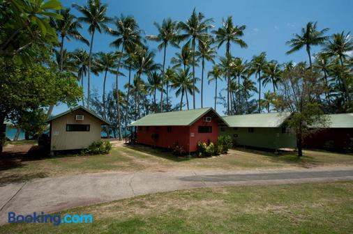 Ellis Beach Oceanfront Bungalows - Cairns - Building