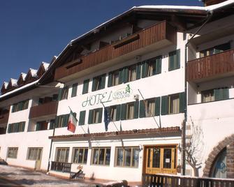 Hotel Orsa Maggiore - Falcade - Building