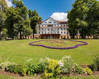 Kulturhotel Kaiserhof - Bad Liebenstein - Budova