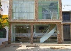 Hotel Sol y Dunas - Nazca - Building