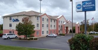 Best Western Penn-Ohio Inn & Suites - Hubbard