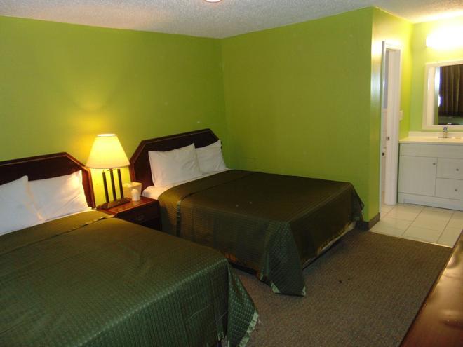 Westbrook Motel - Abbeville - Bedroom