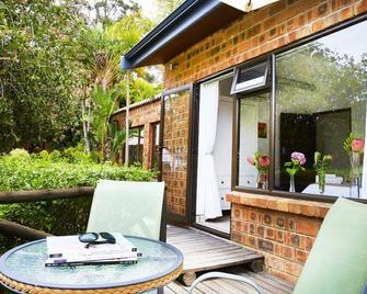 Hottentots Mountain View - Guest House - Somerset West - Patio