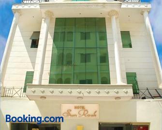 Hotel Sun Rock - Kanniyākumāri - Gebouw