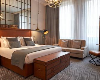 Kimpton Clocktower Hotel - Манчестер - Спальня