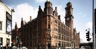 Kimpton Clocktower Hotel - Manchester - Gebäude
