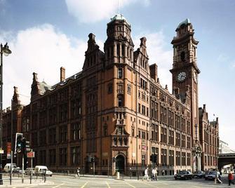 Kimpton Clocktower Hotel - Манчестер - Здание