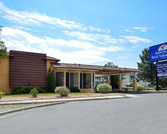 Americas Best Value Inn Carson City - Carson City - Building