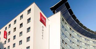ibis Berlin Mitte - Berlín - Edificio