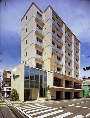 Kochi Ryoma Hotel - Kochi - Edificio