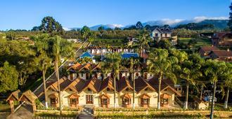 Hotel Porthal das Videiras - Monte Verde - Gebäude