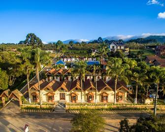 Hotel Porthal das Videiras - Monte Verde - Gebouw