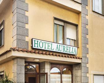 Hotel Aurelia - Таркуїнія - Building