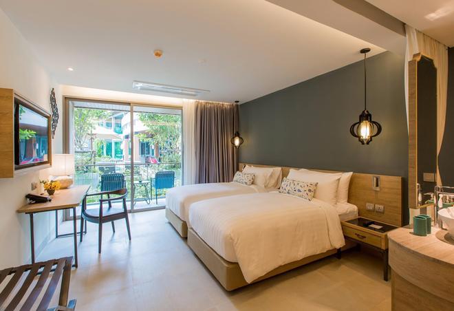 Mai House Patong Hill - Patong - Makuuhuone
