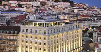 Altis Avenida Hotel - Lissabon - Gebouw