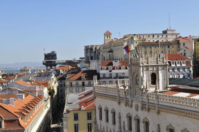 Altis Avenida Hotel - Lisbon - Building