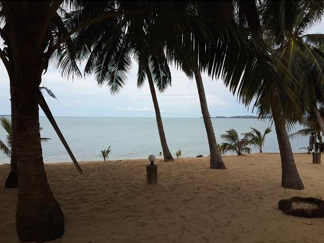 Shangrilah Bungalow - Ko Samui - Beach