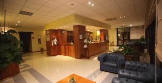 Parc Hotel Villa Immacolata - Pescara - Recepció