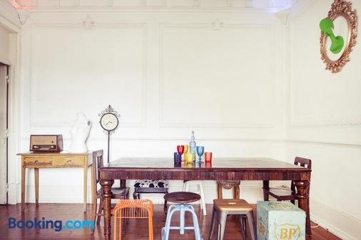 Lisbon Chillout Hostel - Lisbon - Phòng ăn