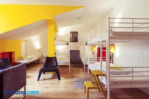 Lisbon Chillout Hostel - Lisbon - Phòng ngủ