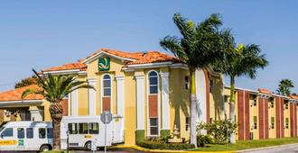 Quality Inn Airport - Cruise Port - Tampa - Edifici