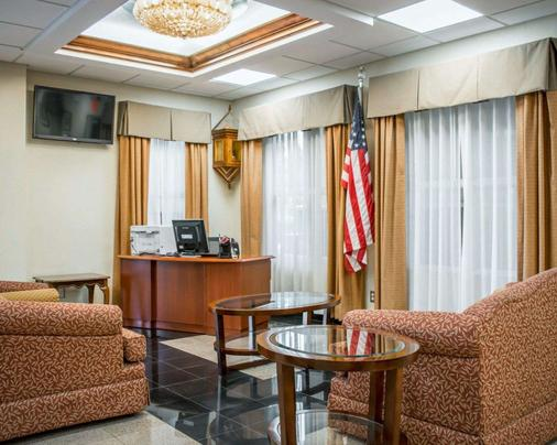 Quality Inn Airport - Cruise Port - Tampa - Business centre