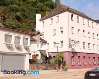 Gasthof Rose - Hornberg - Gebouw