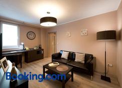 B2B Apartments - Jihlava - Sala de estar