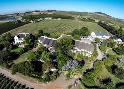 Wedgeview Country House And Spa - Stellenbosch - Outdoor view