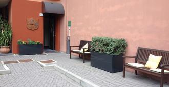 Hotel Lizard - Κόμο - Βεράντα