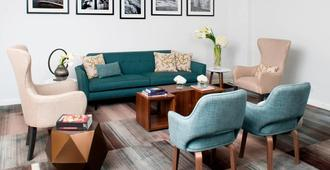 Courtyard by Marriott Lima Miraflores - Lima - Living room