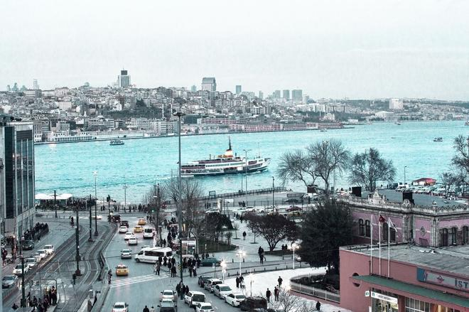 Euro Stars Hotel Old City - Istanbul - Outdoor view