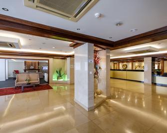 Hotel Regina - Fátima - Σαλόνι ξενοδοχείου
