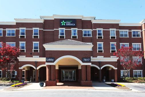 Extended Stay America - Greensboro - Airport - Greensboro - Rakennus