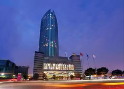 Crowne Plaza Wuxi City Center - Wuxi - Building