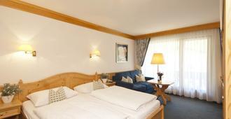 Waldpark Hotel Garni - Samnaun - Bedroom
