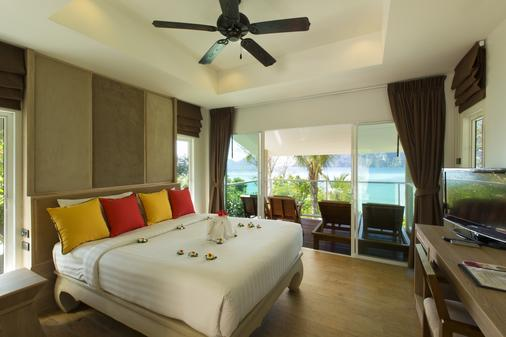 Bay View Resort - Phi Phi Island - Ko Phi Phi - Bedroom