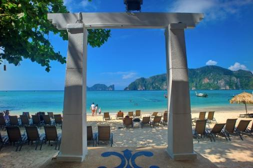 Bay View Resort - Phi Phi Island - Ko Phi Phi - Beach
