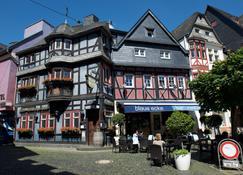 Hotel Blaue Ecke - Adenau - Building
