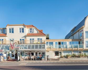 Hotel Victoria - Bergen aan Zee - Gebouw