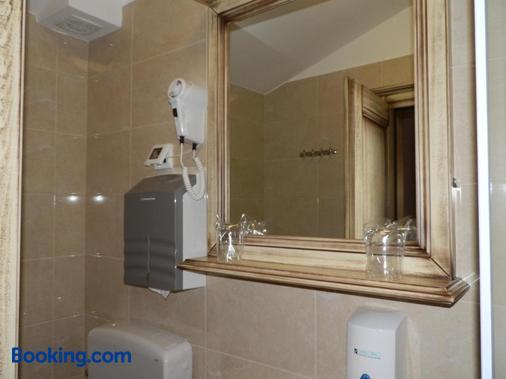 Agroturism Stara Stala - Borut - Bathroom
