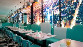 Platine Hotel - París - Restaurante