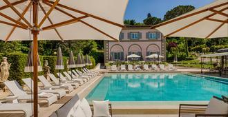 Villa Cora - Firenze - Svømmebasseng