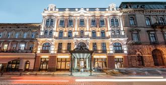 Grand Hotel Lviv Luxury & Spa - Leópolis - Edificio