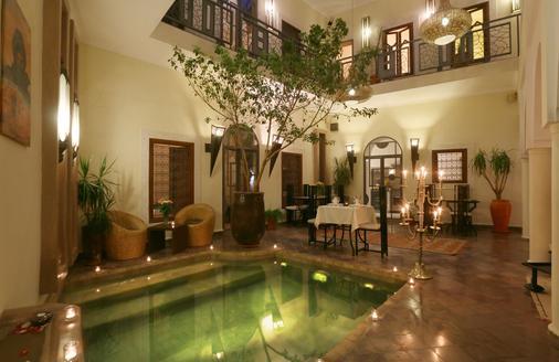 Le Riad Jardin Des Rêves - Marrakesh - Pool