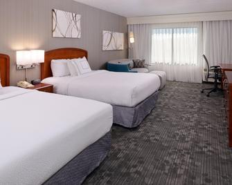 Courtyard by Marriott Charlotte Gastonia - Gastonia - Bedroom